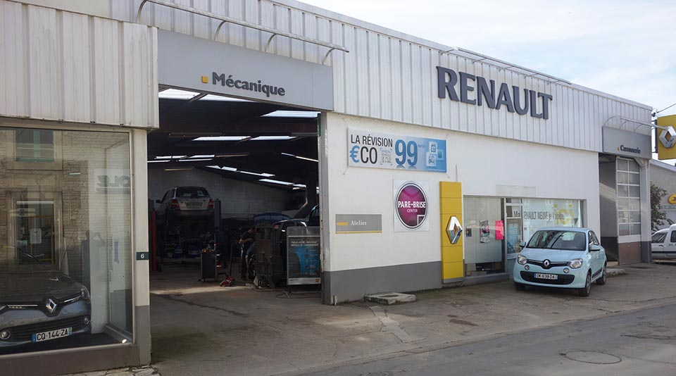 Vie conomique for Garage renault saint orens